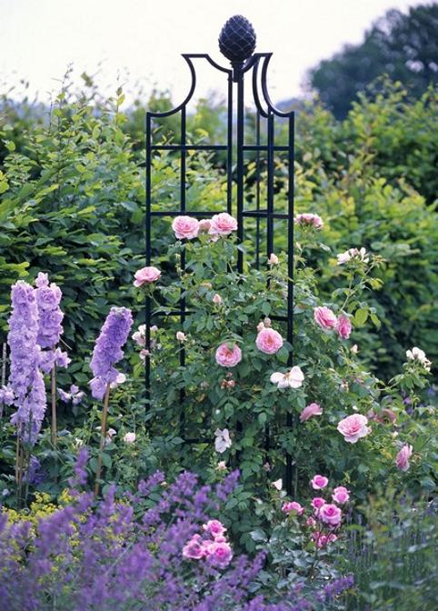 Obelisky Pro Pnouc 237 Růže Opory Pro Růže
